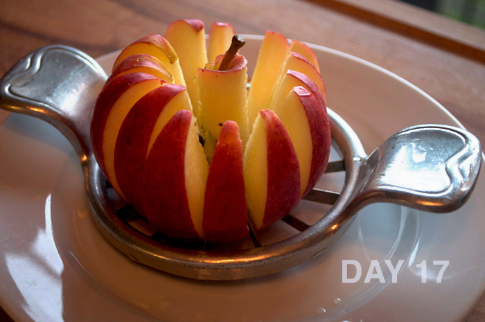 Day 17 Pomme